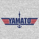 Top Yamato (BR) by justinglen75