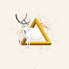 Reindeer Triangle by Martin Kofod