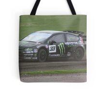 Liam Doran - Citroen C4 WRC Tote Bag