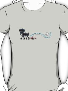 Affenpinscher :: Places to Go People to Sniff T-Shirt