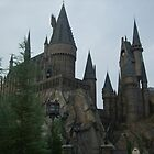 Universal Islands of Adventure, Hogwarts - Florida by PaulRoberts