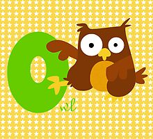 o for owl by alapapaju