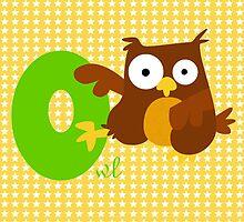 o for owl by alapapaju