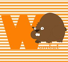 w for wombat by alapapaju