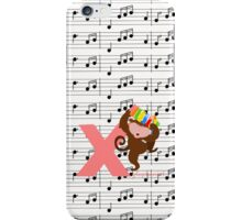 x for xylophonist iPhone Case/Skin