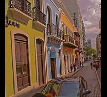 Essence of San Juan by Nicole  McKinney
