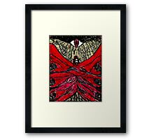 The Order of the Rhizome Framed Print