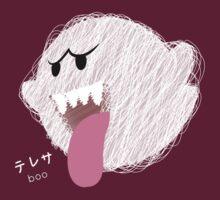 boo -scribble- by steve landaverde