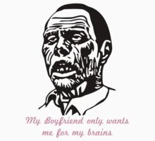 Zombie Boyfriend by babydollchic