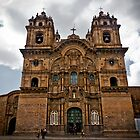 Cusco Cathedral by Michael Telfer