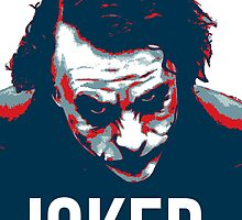 JOKER. by Terry To