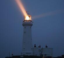Flamborough Lighthouse. UK by TREVOR34