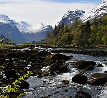 Olden, Norway by buttonpresser