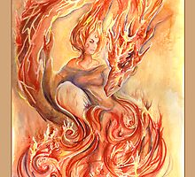 Elements - Fire by Jessica Feinberg