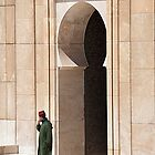 Casablanca Mosque  by Melissa Pinard