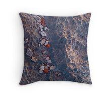 Ancient Universe: 10 by Bradley D. Blalock Throw Pillow
