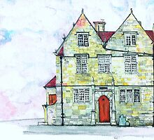 Jacobean House Winchcombe by doatley