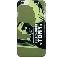Bullet Tooth Tony iPhone Case/Skin