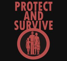 Protect And Survive Boy by strictlychem