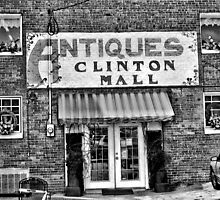 Antiques... Clinton Mall   #2 by © Bob Hall