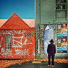 Urban autumn by Adrian Donoghue