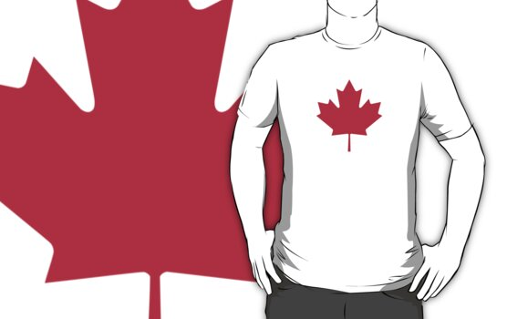 Canada Maple leaf by Designzz