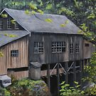 Down By The Old Mill Stream by Michael Beckett