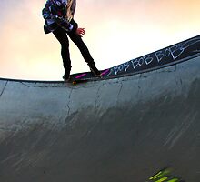 Torquay Skate Park by Erik Holt