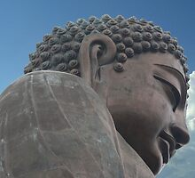 Giant Buddha by phil decocco