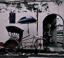 Trishaw by withsun