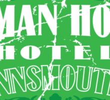 Gilman House Hotel Sticker