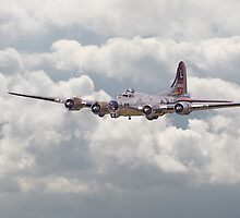 B-17 - The Mighty 8th by warbirds