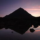 Buachaille Etive Mr, Glencoe, Scotland by GuyHinksPhoto