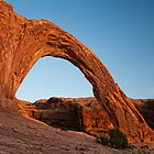 Corona Arch, Bootlegger Canyon, Moab by FranJ