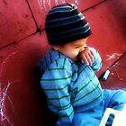 Busted Grafitti Artist by Dawn di Donato