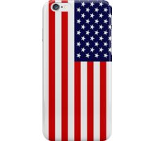 American flag case iPhone Case/Skin