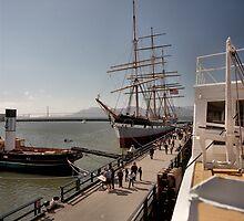 San Francisco Maritime Museum by Rodney Johnson