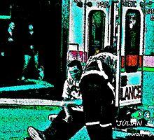 The Ambulance  by jjustinico