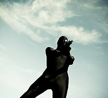 Ray Gun Zentai May 2012 Set I Pic 03 by mdkgraphics