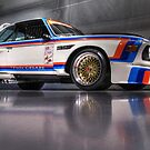 1975 BMW 3.0 CSL by FC Designs