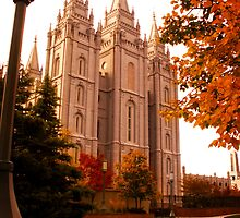SLC-LDS Temple Autumn SE by AJDesignWorks