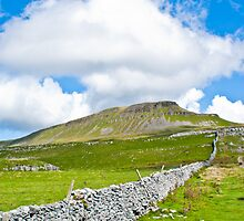 The Three Peaks - Pen-y-ghent by Lee Priest