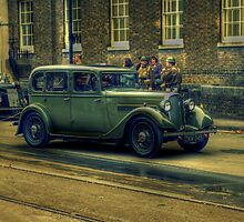 Rover 12 (P2) by larry flewers