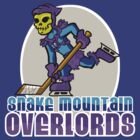 Snake Mountain Overlords Hockey! by MightyRain