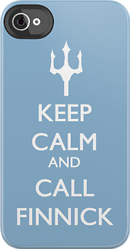 Keep Calm And Call Finnick by Leylaaslan