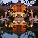 Balboa Park - Evening by camfischer