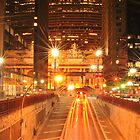 Grand Central Station At Night by JennaKnight