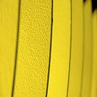 Yellow Curves by Anthony Woolley