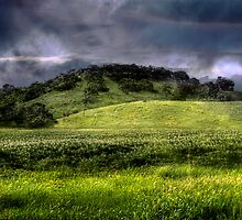 Storm Mountain - Kanmantoo, Adelaide Hills, South Australia by Mark Richards