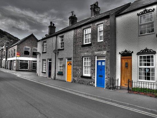 Doors  by Darren Wilkes